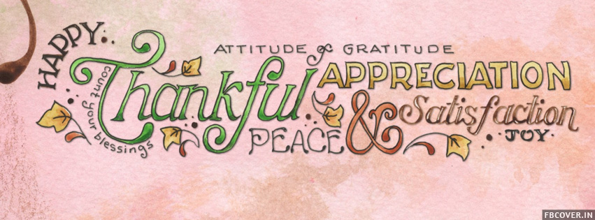 thankful appreciation best facebook covers