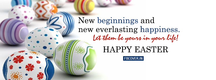 happy easter quotes fb covers
