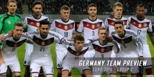 UEFA EURO 2016 germany