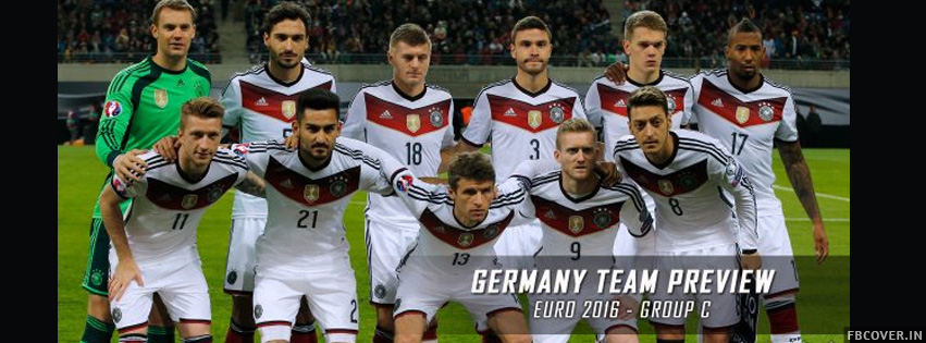 UEFA EURO 2016 germany
