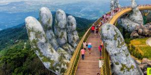 golden bridge vietnam fb cover