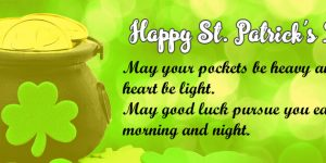 st patrick's day pot of gold sayings