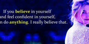 if you believe in yourself quotes, karlie kloss quotes