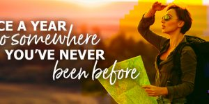 once a year go somewhere, travel motivation quotes