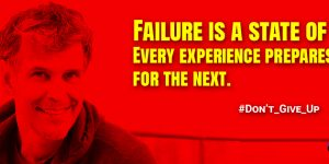 failure is a state of mind quotes, milind soman quotes