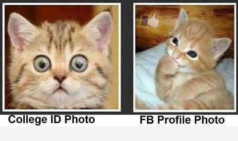 college id memes, fb id memes